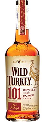 Wild Turkey 101 Kentucky Bourbon Whiskey 0,7l 700ml (50,5% Vol)