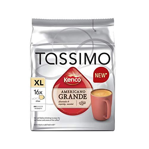 Tassimo Kenco Americano Grande (Pack of 3) 16 T-discs