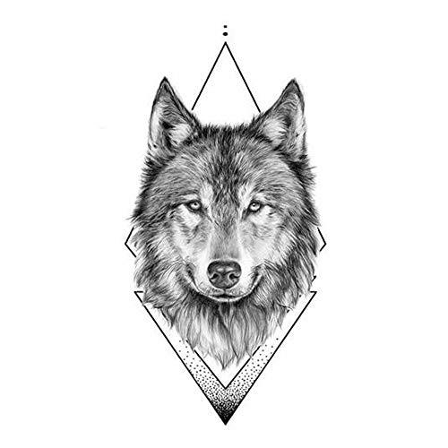 Loup Tatouage Avant Bras