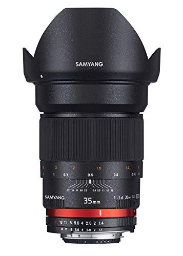 Samyang 35mm F1.4 Objektiv für Anschluss Samsung NX