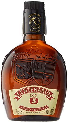 Centenario Ron Añejo Selecto 5 Años - 700 ml