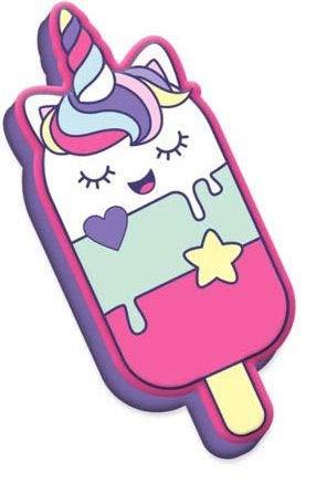 Hogar kids Hogar unisex adulto Cojin con forma de helado