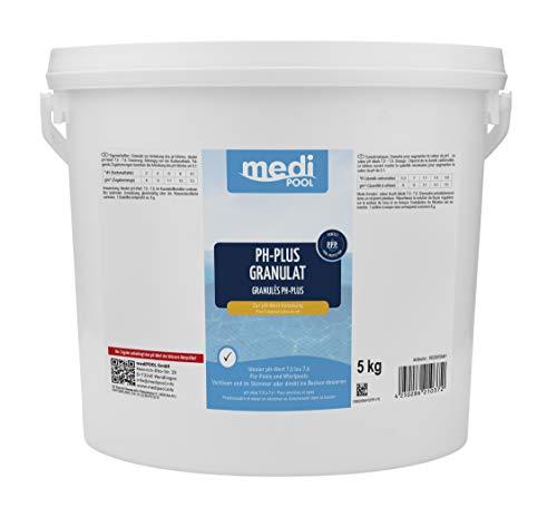 Medipool Schwimmbadpflege PH-Plus Granulat, 5 kg
