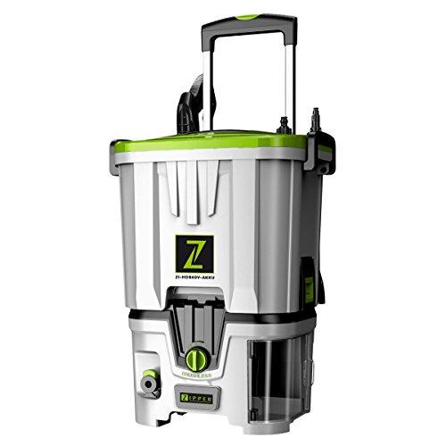 Zipper ZI-HDR40V-AKKU AKKU Hochdruckreiniger, 526x381x510
