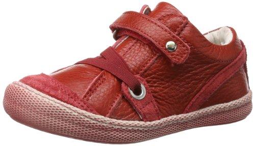 PRIMIGI Solange 2-E, Zapatillas de Estar por casa Niños, Rojo Rosso, 33 EU
