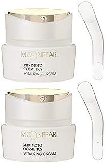 ミキモト化粧品 MIKIMOTO ムーンパール バイタライジング クリーム 30g 2個セット