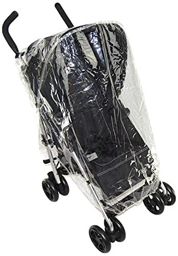 Protector de lluvia Compatible con Maclaren Techno XT