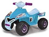 Feber - Quad Moto Racy Frozen 2, para niños y niñas a partir de 18 meses, 6V...