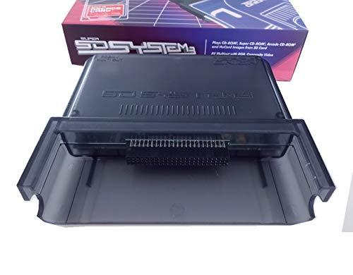 PCEバックアップエミュレータ Super SD System 3 - PCエンジン専用 日本語マニュアル付き [正規日本代理] [...
