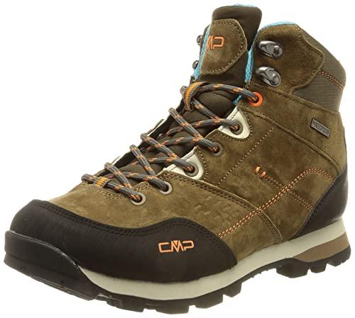 CMP Unisex ALCOR MID WMN Trekking Shoes WP, CORTECCIA, 39 EU