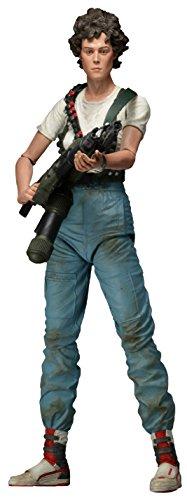 NECA Aliens 7' Scale Action Figure Series 5 Ripley (Aliens Version) Action Figure