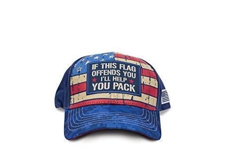 Buck Wear Pack It Cap