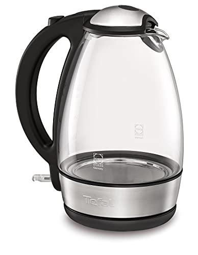 Tefal KI7208 1, 1 Liter, schott glas/edelstahl
