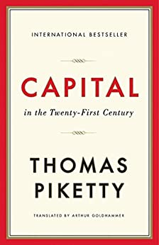 Capital in the Twenty-First Century by [Thomas Piketty, Arthur Goldhammer]
