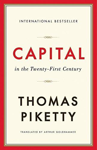 Capital in the Twenty-First Century (English Edition)