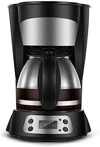 Máquina de café, café, café de filtro de la máquina, de 10 Copa programables cafetera...