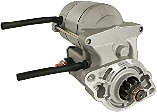 DB Electrical SND0459 Starter For Kawasaki KAF620 Mule 3000 3010 3020 4000 4010 / 228000-8841 410-52117 21163-2124 21163-6010 K2116-32124 495266 49-5266