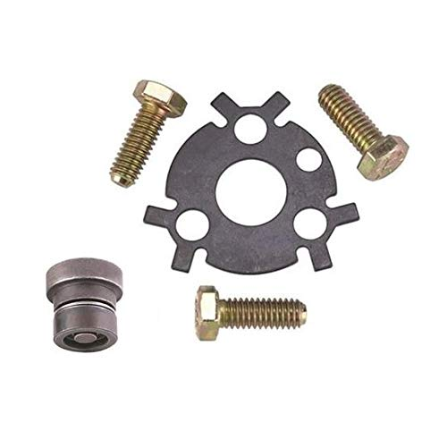 SBC Roller Button and Camshaft Lockplate Kit