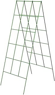 """Panacea 83712 A-Frame Plant Supports, Green, 48"""" H, Pack of 10"""