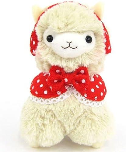 Llama Girly Alpaca 7 Prime Plush (Khaki) by Llama