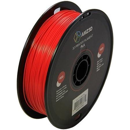 Rivenbert PLA Filament 1.75 mm 1kg Spool For 3D Printer Red Filament 3D Printing