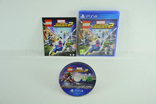 Lego Marvel Super Heroes 2 - Playstation 4 (Ps4) Lingua Italiana