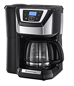 Russell Hobbs Chester Grind and Brew Coffee Machine 22000 - Black