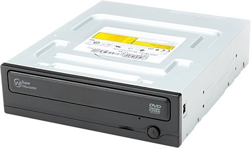 Samsung Internal SATA Black SH-224DB 24X DVD Burner Writer for Desktop PC - OEM Bulk Drive with No Software