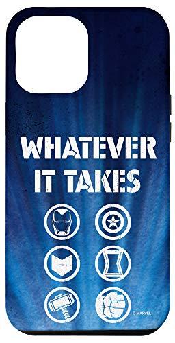 iPhone 12 Pro Max Marvel Avengers: Endgame Whatever It Takes Case