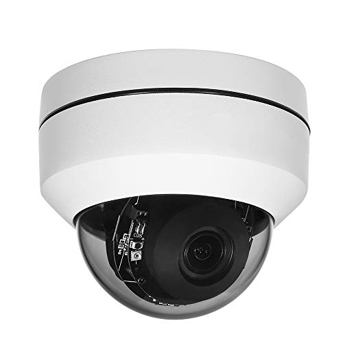 Dom Camera KKmoon 1080P PTZ Camera 2'' Dome AHD CVI TVI CVBS Camera 1/2.9'' per Sony CCD Sensore 2.8~8mm Auto-focus Varifocale Zoom OSD Menu 2.1MP 3 IR LEDS Sicurezza CCTV Telecamera PAL Sistema