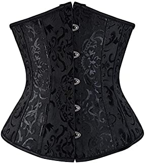 SYMG European and American Court Corsets, Sculpting Waistcoats for Wedding Dresses, Women's Functional Shaping Underwear shapewear women (Size : 6XL)