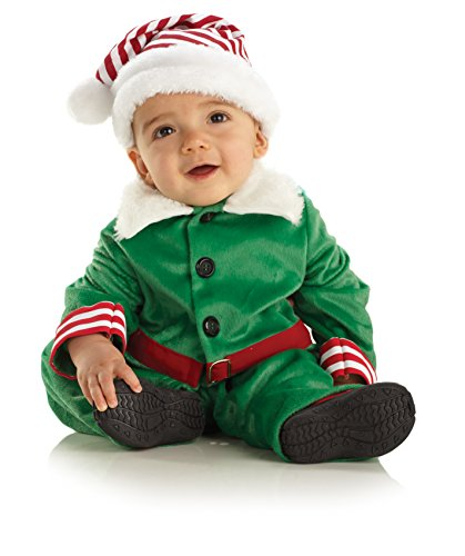 UNDERWRAPS Elf Boy Baby Costume L 2T-4T