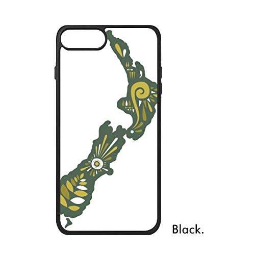 DIYthinker groen en planten In Nieuw-Zeeland Phonecase Apple Cover Case Gift, iPhone 8 Case