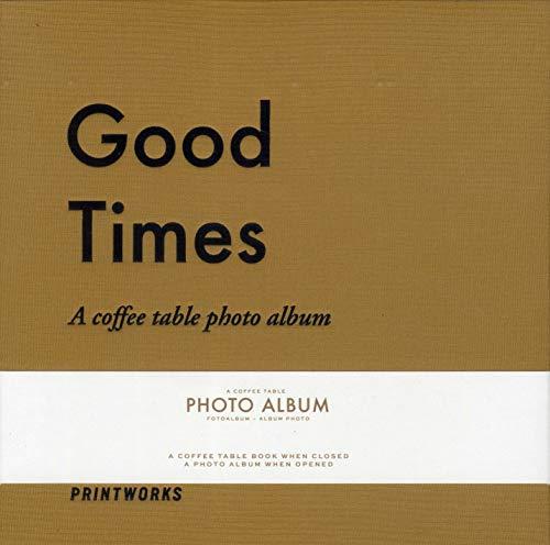 Album photo PRINTWORKS - Good Times (S)