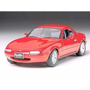 タミヤ 1/24 スポーツカーシリーズ No.85 ユーノス ロードスター プラモデル 24085
