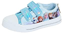 OFFICIAL: These Frozen 2 pumps are a fully licensed and official Disney product. Each pair is designed with the beautiful colours of the forrest where Anna and Elsa make there journey in the movie. We also have images of Elsa, Anna, Olaf, Sven and Ch...