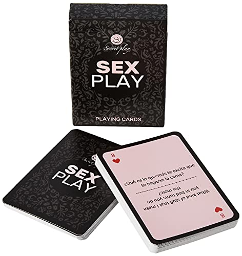 Sex play - playing cards - Español/Portugués