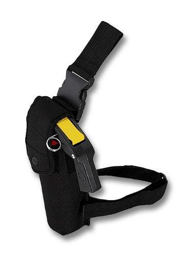 TacFirst Unisex– Erwachsene Oberschenkelholster für 400ml Dose Holster, Schwarz, 1 SZ