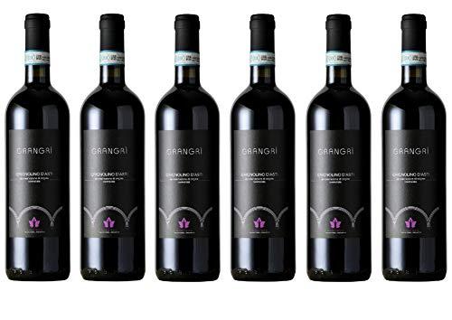 Boggero Bogge Wine- Grignolino D Asti Grangri  6 bott. 0,75 L