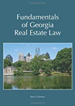 Fundamentals of Georgia Real Estate Law