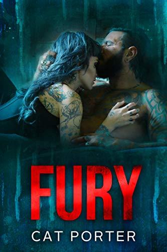 Fury: Motorcycle Club Romance (Lock & Key Book 5) by [Cat Porter]