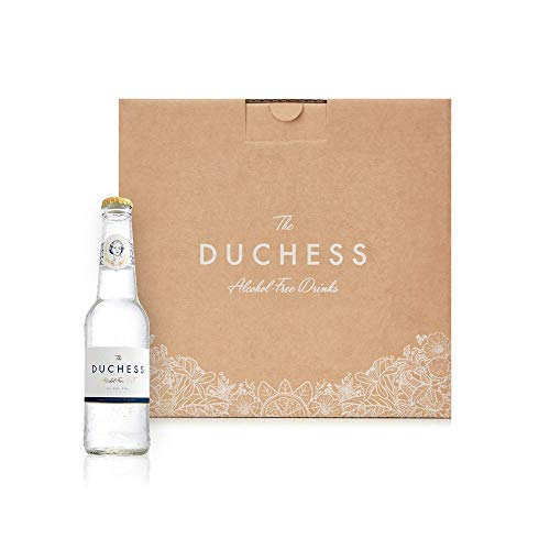 The Duchess Gin & Tonic Sin Alcohol Botanical, Paquete de 12 (12 x 275 ml)