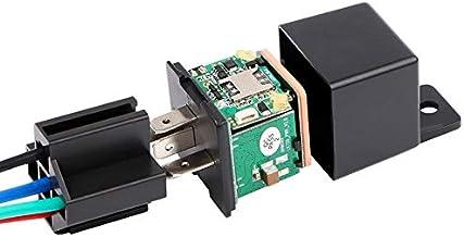 Tickas CJ720 Versão Global Relé GPS Tracker Tempo Traseiro Localizador GSM Anti-roubo Função de Sistema de Energia de Comb...