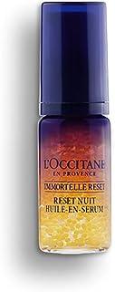 L'Occitane Anti-Aging Immortelle Reset Serum - New Formula, 5 ml   Transform Overnight   Youthful Glow   All Skin Type