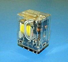 FUJITSU FRL263A240/04CV 240VAC Coil, 4PDT 5A, Plug-in/Solder Lug Relay, Qty-2