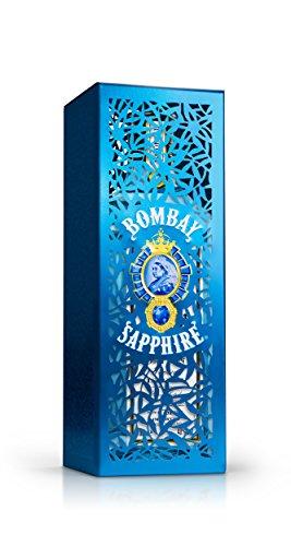 Bombay SAPPHIRE London Dry Gin 40% - 700 ml in Tinbox