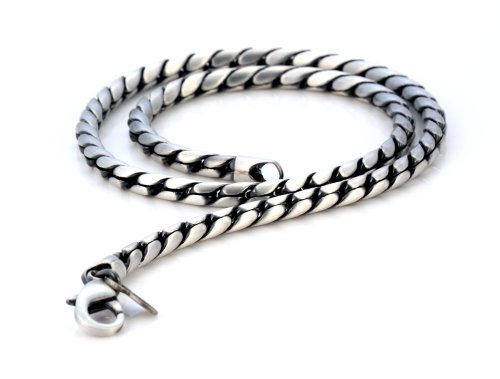 Bico Meteor - Collar de cadena de 55,88 cm (F95, 55,88 cm)