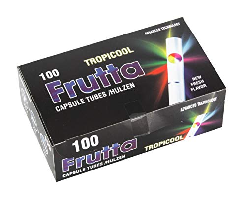 Frutta Frutta Tropicool Fresh Click Zigaretten Filterhülsen