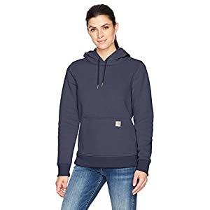 Carhartt Women's Clarksburg Pullover Sweatshirt (Regular and Plus Sizes)
