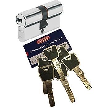 mm Profilzylinder bis 15 Schlüssel Schließzylinder Zylinderschloss ME 70 35//35